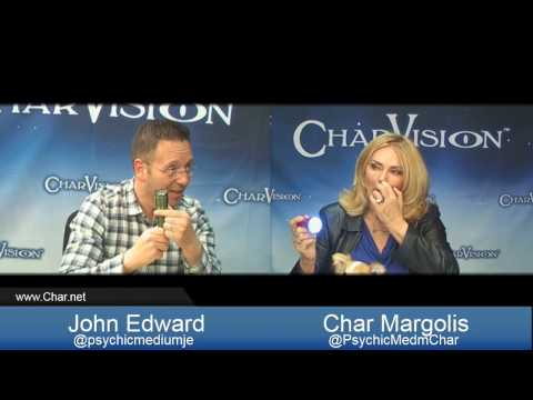 CharVision Season 6 Episode 9 All things Psychic w/ John Edward