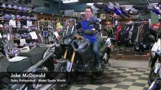1. 2013 Yamaha Super Ténéré Overview by Motor Sports World