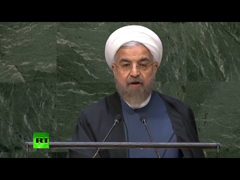 "Iran - The rise of violent extremism around the world is the fault of ""certain states"" and ""intelligence agencies"" that have helped to create it and are failing to withstand it, Iranian President..."