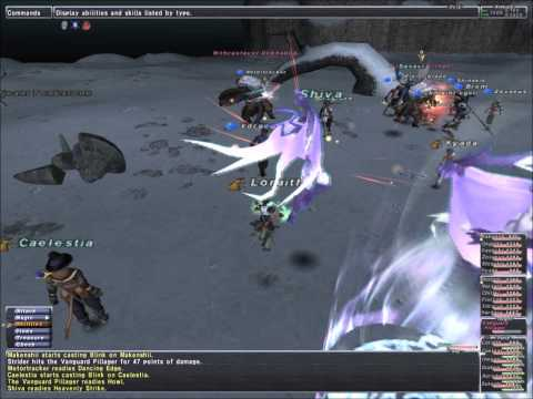 Let's Play Final Fantasy XI : Dynamis - Beaucedine