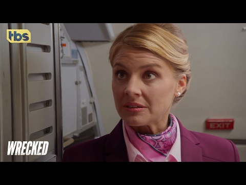 Wrecked: Crash Landing [CLIP] | TBS