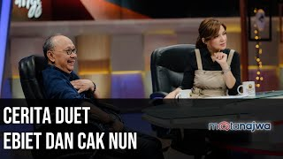 Video Panggung Ebiet G Ade: Cerita Duet Ebiet dan Cak Nun (Part 2) | Mata Najwa MP3, 3GP, MP4, WEBM, AVI, FLV Juni 2019