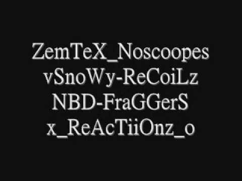 gamertags - a list of call of duty names or gamertags for ps3 or xbox if you want the ultimate cod experience!