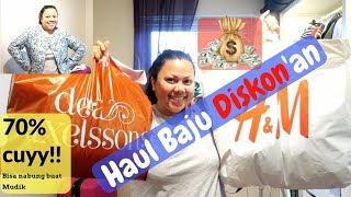 Video #HAUL ala ala  #H&M Mpo Ika Pelit klo beli baju Mending di tabung buat mudik MP3, 3GP, MP4, WEBM, AVI, FLV September 2018