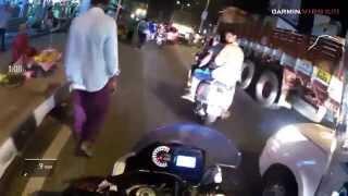 Vijayawada India  City new picture : Hyosung GT650R , Vijayawada, India