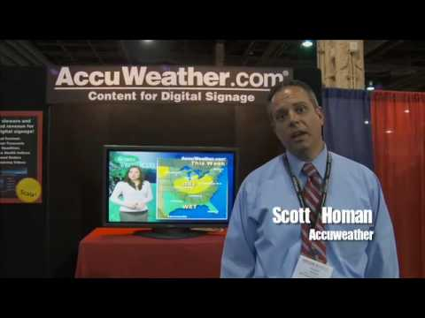 Scott Homan, Accuweather