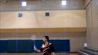 Video Badminton Backhand Technique - How to backhand clear, smash, and drop MP3, 3GP, MP4, WEBM, AVI, FLV September 2018