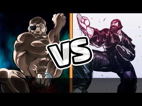 Kuroki Gensai vs Doppo Orochi