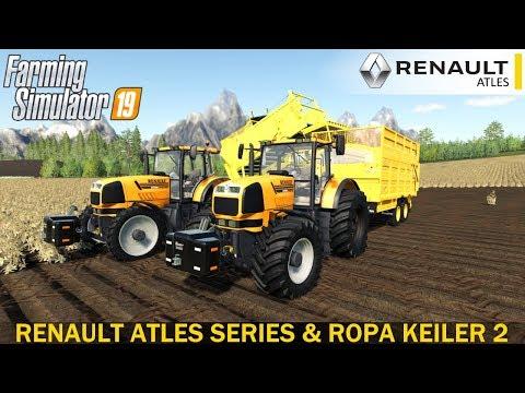 Renault Atles Serie v1.0