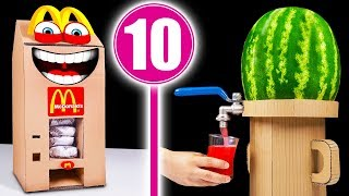 Video TOP 10 Incredible Cardboard Videos in The World MP3, 3GP, MP4, WEBM, AVI, FLV Februari 2019