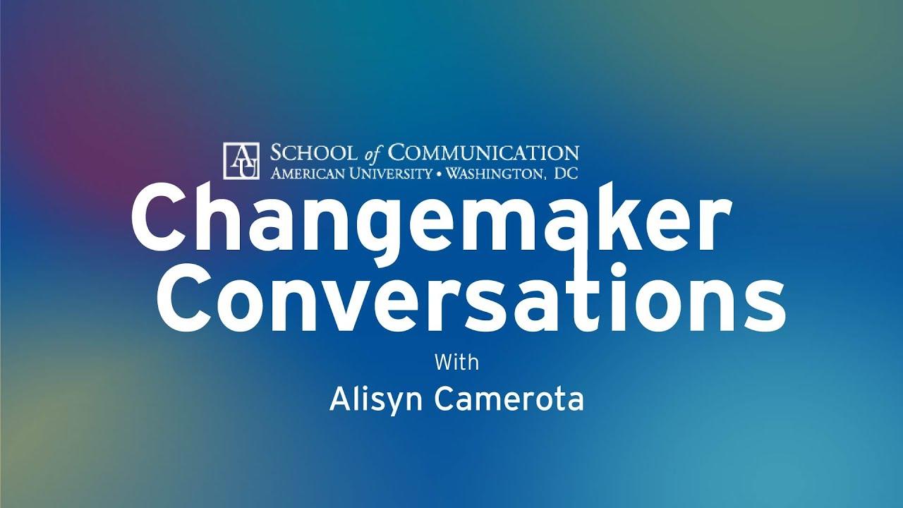 Changemaker Conversations: Honest Journalism with CNN's Alisyn Camerota