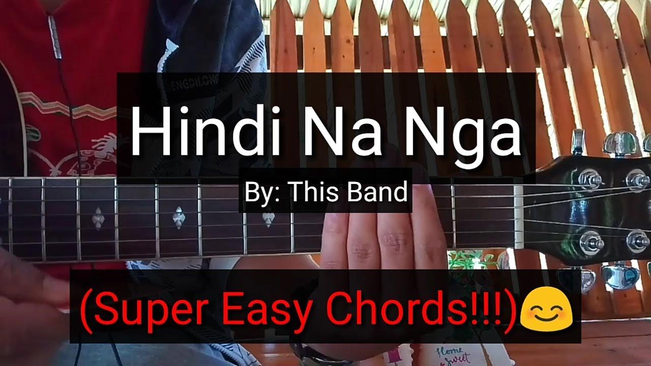 Hindi Na Nga – This Band (Guitar Tutorial)