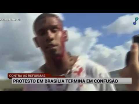 PROTESTOS EM BRASÍLIA (24/05/2017)