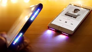 Video Glowing Speaker iPhone Mod! See Your Music in RGB! MP3, 3GP, MP4, WEBM, AVI, FLV November 2017