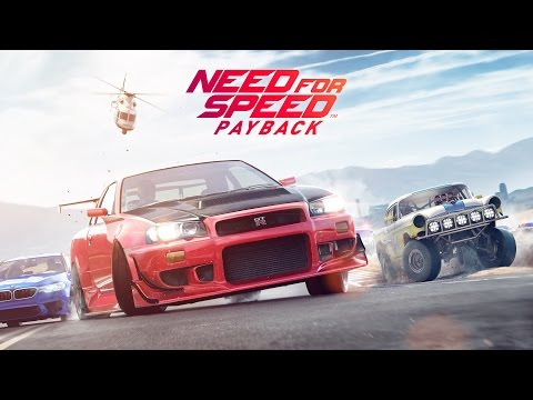 Need for Speed Payback #1