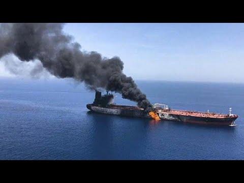 ΗΠΑ κατά Ιράν για την επίθεση στα τάνκερ στον Κόλπο του Ομάν…