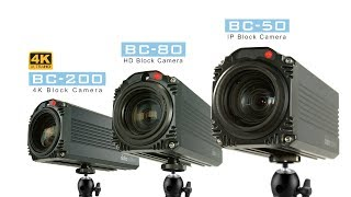 【Official】4 Reasons Why BC Series Are the Best Block Cameras