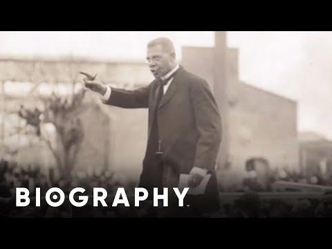 Booker T. Washington - Mini Biography