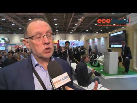 Ecobuild 2017: Alan Yates, Energiesprong UK