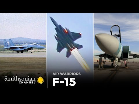 The F-15 | Air Warriors: FULL EPISODE | Smithsonian Channel