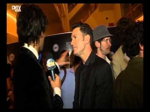 Axel video Entrevista CM - Premios Gardel 2015