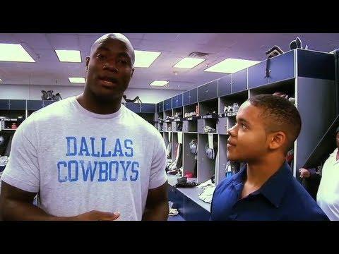 Dallas Cowboys Camp - VIP TOUR