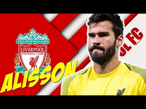 Alisson Becker - 2018/2019 - Liverpool - Amazing Saves - HD
