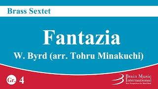 Download Lagu [Brass Sextet] Fantazia - William Byrd / Tohru Minakuchi Mp3