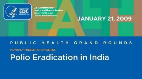 Polio Eradication in India