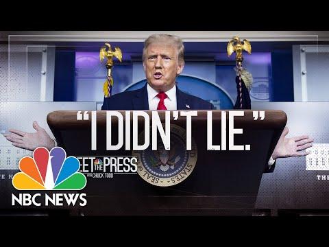 Meet The Press Broadcast (Full) - September 13th, 2020 | Meet The Press | NBC News