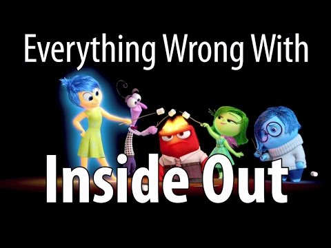 everything wrong with inside out in 10 minutes
