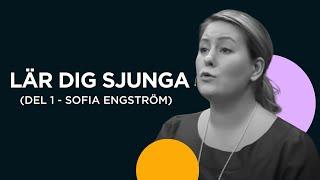 (In Swedish): Lär dig sjunga! 3 sångövningar