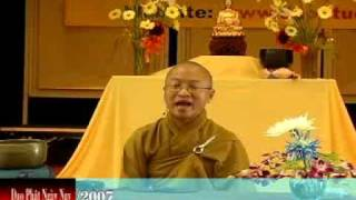Tứ Vô Lượng Tâm: Hỷ Xả (Phần 2-2) - Thích Nhật Từ - TuSachPhatHoc.com