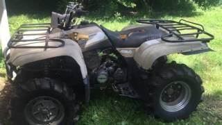 6. New Quad! 2000 Yamaha Big Bear 400