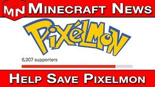 "SUBSCRIBE - https://www.youtube.com/user/ShireensPlayBUSINESS ENQUIRIES - ShireenPlays.Business@gmail.comThe Pixelmon Mod has been shut down by The Pokemon Company. If you want to help save the Pixelmon Mod, sign the petition; it already have over 6,000 signatures in only FOUR DAYS!Pixelmon Shut Down video - https://www.youtube.com/watch?v=0XLLnidlehAPixelmon Letter - http://pixelmonmod.com/news.phpPixelmon Petition - https://www.change.org/p/nintendo-keep-the-pixelmon-mod-alive___FOLLOW ME:Twitter - https://twitter.com/ShireenPlaysPlanet Minecraft page - http://www.planetminecraft.com/member/shireen_m/___Music:"" "" Kevin MacLeod (incompetech.com) Licensed under Creative Commons: By Attribution 3.0http://creativecommons.org/licenses/by/3.0/"