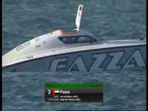 2013 UIM Skydive Dubai XCAT World Series – Heat 7