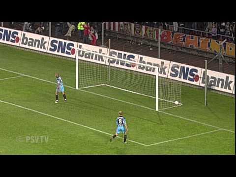Mateja Kezman, doelpuntenmachine bij PSV