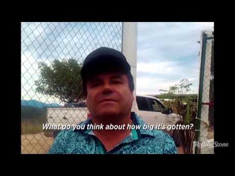 Entrevista completa de Rolling Stone a 'El Chapo' Guzmán