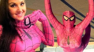 Spiderman Song - Spider man song for kids - Spiderman in real life