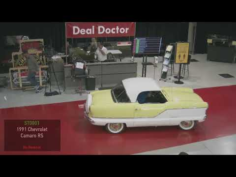 GAA Classic Cars Auction Live Stream