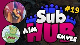 Sub Hub S2 Episode 19 w/ PokeaimMD & Emvee - Pokemon ORAS OU! Showdown Live by PokeaimMD