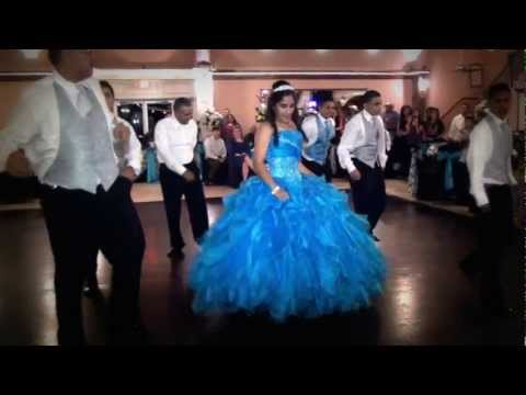 Best Surprise Father Daughter Dance (Quinceanera)