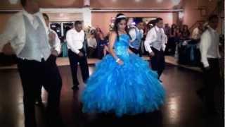 Video Elizabeth's Best Surprise Father Daughter Dance (Quince) MP3, 3GP, MP4, WEBM, AVI, FLV Agustus 2018
