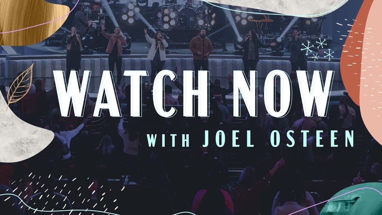 Joel Osteen Live Sunday Service 10th January 2021 At Lakewood Church