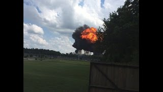 La Vergne (TN) United States  city photos gallery : US Navy Blue Angel Jet crashes in Smyrna, Tennessee