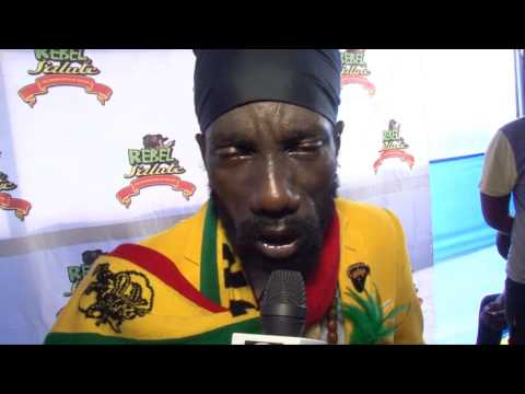 Government - After his electrifying performance at Rebel Salute...Sizzla took out his frustration on a number of issues to our camera.