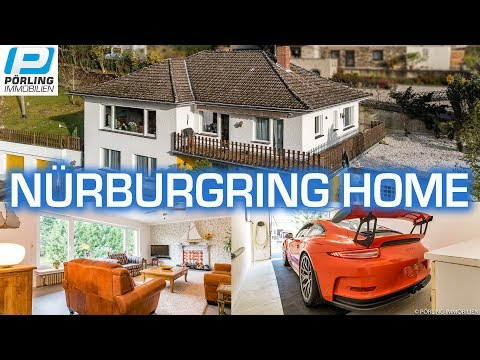 THE PERFECT NÜRBURGRING HOME - FOR SALE - House with Apartment - 4 Garages - in Adenau