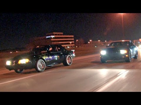 racing - Just a whole bunch of good ol' street racing! Not sure how we got so many races in within 4 hours! Not all of these cars are extremely fast, but still entert...
