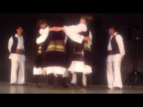 KUD BANIJA Iz Majura kod Šapca  - folklorne igre