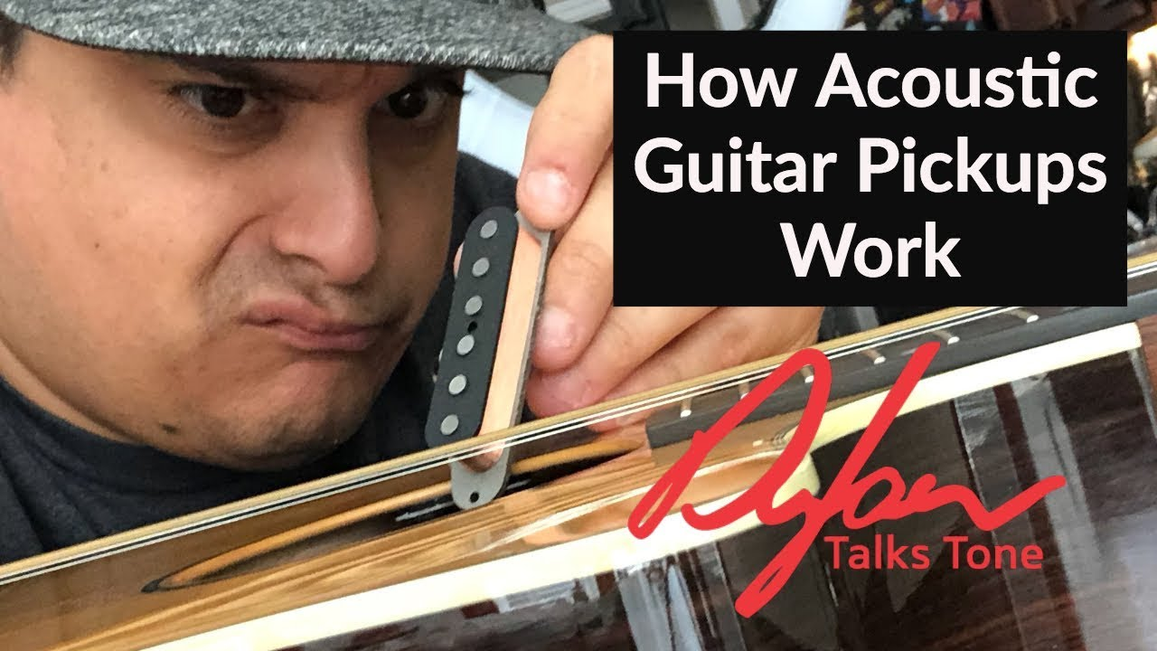 How Do Acoustic Guitar Pickups Work